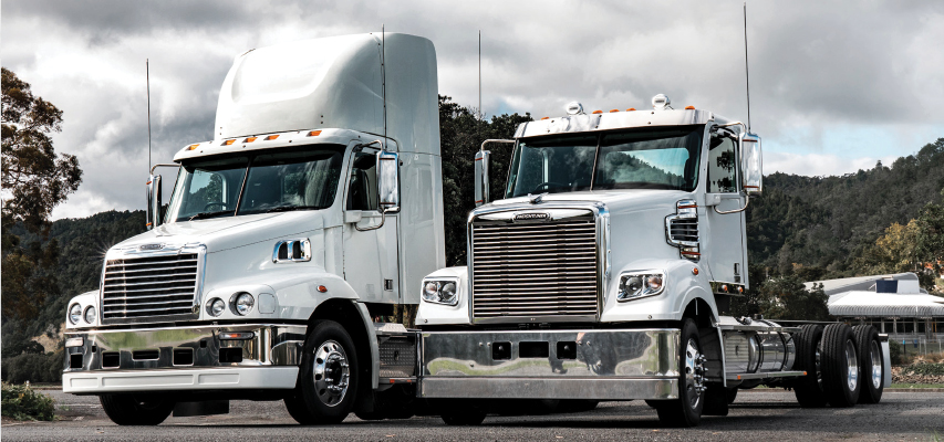 Freightliner sale trucks NZ