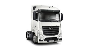 Actros Distribution trucks for sale NZ