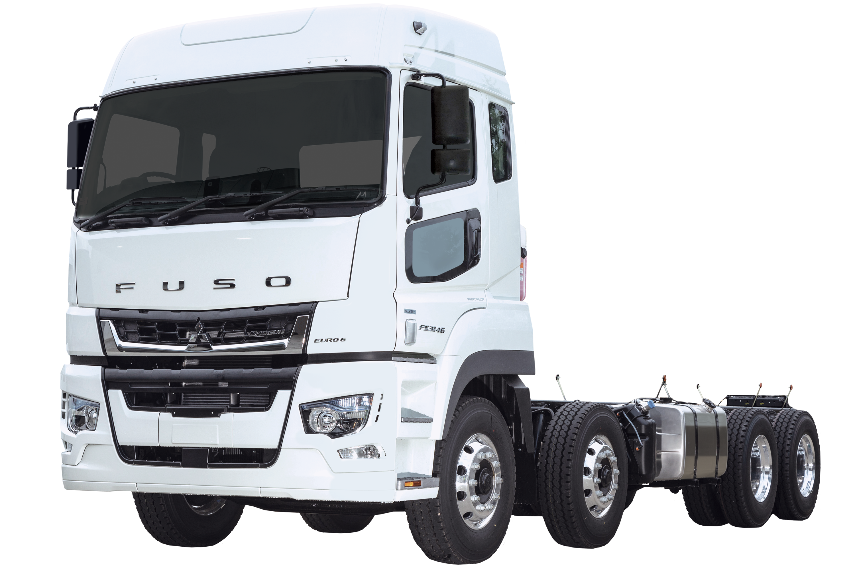 FUSO Shogun 8x4 trucks for sale NZ