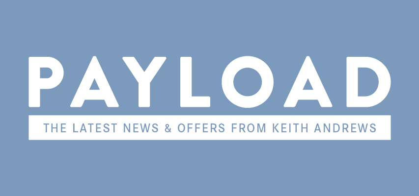 Keith Andrews Payload Magazine Issue 2