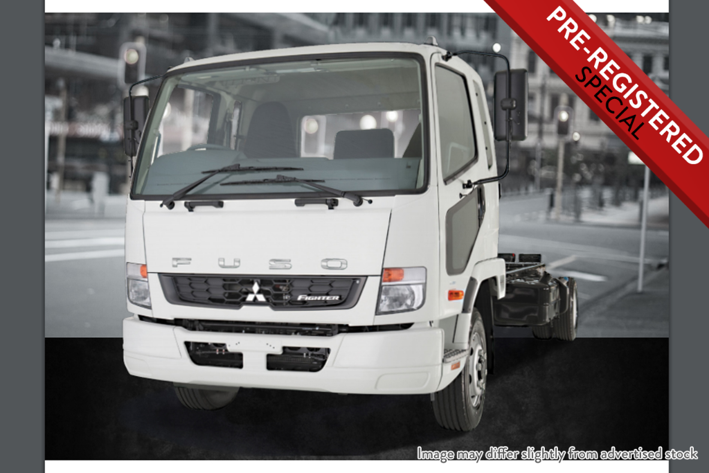 FIGHTER FK1425 CAB & CHASSIS 2021