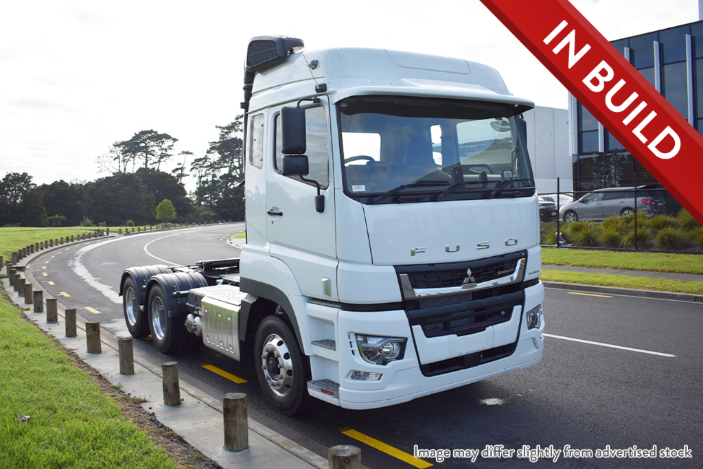 SHOGUN FV2446 HI-TOP TRACTOR UNIT 2021