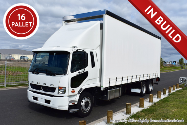 FIGHTER FN2428 CURTAINSIDER 2021